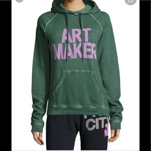FREECITY ART MAKER WORN AND WASHED ONCE